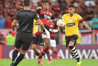Copa Libertadores: partido en suspenso por casos de COVID