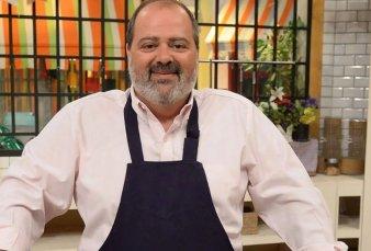 Guillermo Calabrese le dijo adiós a su ciclo Cocineros argentinos