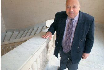 """Roberto Urquía: """"Si se gravan depósitos y bienes de argentinos en el mundo, ese es un buen impuesto a la riqueza"""""""