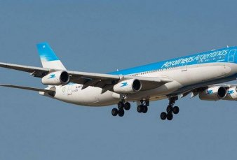 Los vuelos podrían volver el 1° de octubre, según el Gobierno