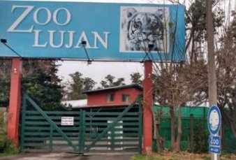 Clausuraron el zoológico de Luján por denuncias