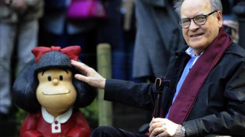 De Mafalda con amor: el legado del maestro Quino