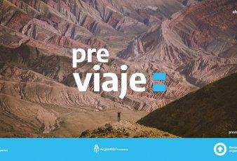 Lanzaron el plan PreViaje, que devuelve el 50% de los gastos en turismo