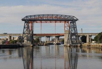La Boca y Avellaneda, otra vez unidas por el transbordador
