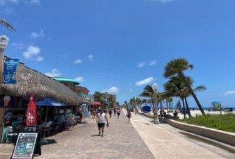 Los aviones llegan a Miami llenos de argentinos que no solo se van de vacaciones