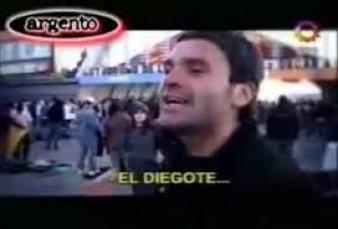 """Fanático de Diego Maradona: """"Estoy preocupado y triste, me duele en el alma verlo así al más grande de todos"""""""