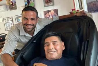"""Psicólogo de Diego Maradona: """"Realmente es un paciente difícil"""""""
