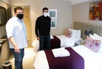 Alertan que el 95% de los hoteles cerrará si no sigue el ATP