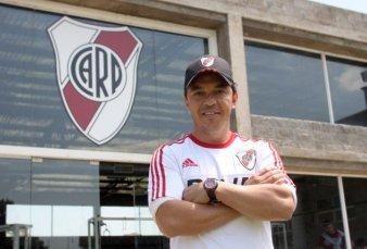 Gallardo cumple 300 partidos como técnico de River