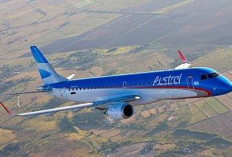 Luego de 63 años, Austral dejó de existir y pasó a ser parte de Aerolíneas
