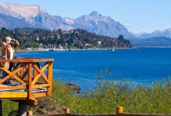 Entre los destinos del Interior, Bariloche lidera la demanda