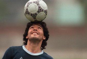 Recuerdos de Maradona: piden más de $80 millones por una pelota del Mundial 86
