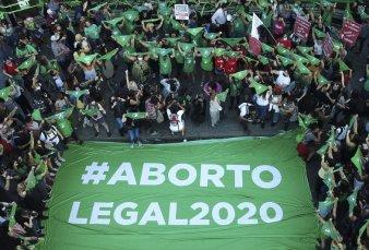 El Congreso legalizó el aborto, pero el Gobierno admite que habrá dificultades