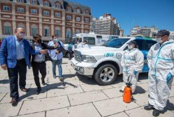 Kicillof presentó el Operativo Sol, que abarcará a 41 municipios