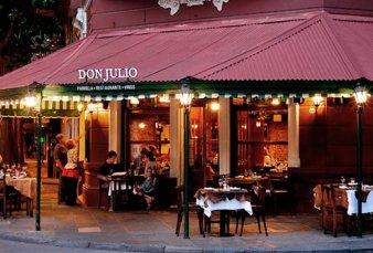 Eligen a la parrilla Don Julio como el mejor restaurante de Latinoamérica