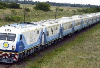 Volvió el tren a Mar del Plata, en tiempos de coronavirus