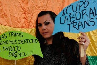 Las personas trans se podrán inscribir en un registro para ingresar al sector público