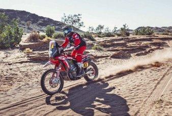 Dakar 2021: Argentinos sobresalen en moto y cuatriciclos