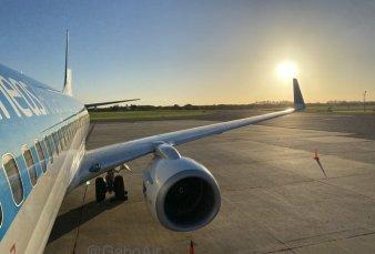 Por el Covid, el Gobierno limita los vuelos a Brasil, EE.UU. y Europa
