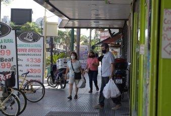 """Ituzaingó: multarán con hasta 124 mil pesos por no usar barbijo: """"Tiene que ver con una toma de conciencia"""""""