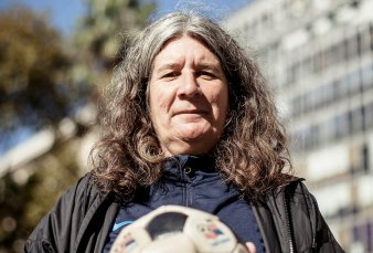 """Mónica Santino: """"Hay que pensar el deporte como un derecho, como una actividad humana, que es de las mejores"""""""