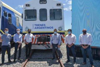 Desde hoy, vuelve a funcionar el tren a Pinamar