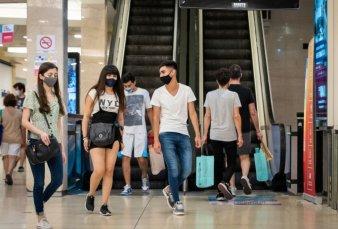 Pese a la pandemia, las marcas pelean por un lugar en los shoppings
