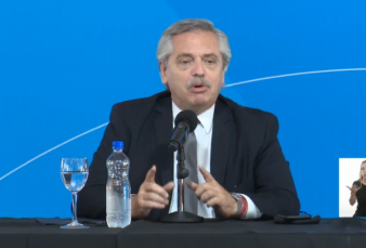 """Alberto Fernández: """"Cuando abrimos las importaciones mandamos al muere a las empresas"""""""
