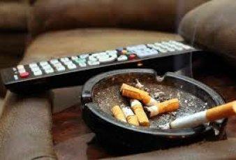 Campaña contra el consumo de tabaco en los hogares