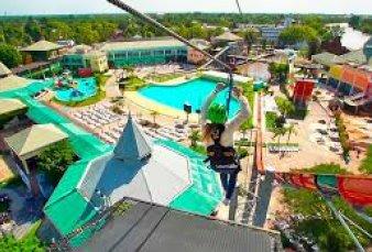 Con nuevos dueños, reabre Aquafan, el parque acuático ubicado en el Parque de la Costa