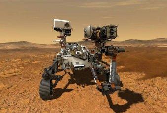 Perseverance: llegó con éxito la mayor misión científica a Marte de la historia