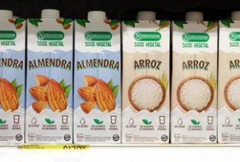 Crece el consumo de leches vegetales en la Argentina