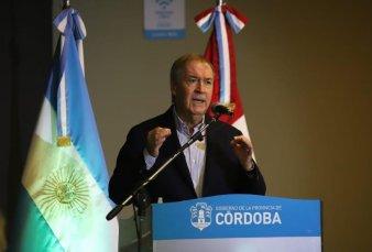 Schiaretti promete vacunación masiva si le permiten comprar a las provincias
