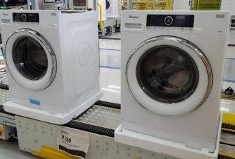 Whirlpool destinará USD40 millones para fabricar lavarropas de exportación