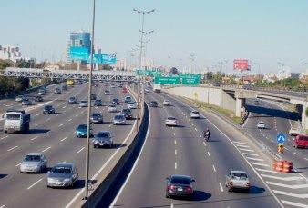 Las multas por exceso de velocidad en la Panamericana llegan ahora a los $ 91.000