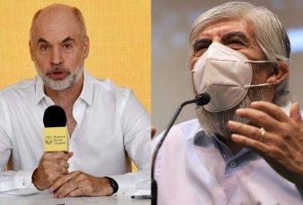 Rodríguez Larreta y Moyano, cara a cara por el conflicto de la basura