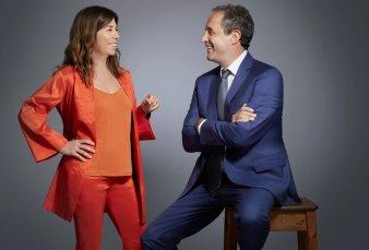 María O´Donnell y Ernesto Tenenbaum, otra vez juntos en un programa de televisión