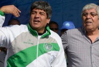 """Pablo Moyano: """"Hugo ya está en retirada en la CGT, hay varios muchachos en condiciones de hacerse cargo"""""""