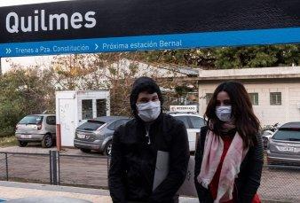 Conurbano: los contagios por día aumentaron un 60% en la última semana