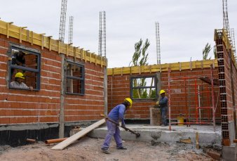 El Gobierno anunciará hoy el lanzamiento de 87.000 créditos para la construcción