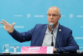 Gollán pidió la suspensión del fútbol y en AFA esperan una señal del Gobierno