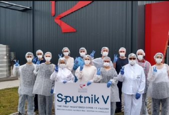 El laboratorio Richmond anunció que fabricará la Sputnik en el país