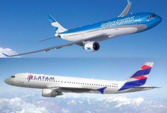 Restricciones a los vuelos del exterior: nuevas cancelaciones