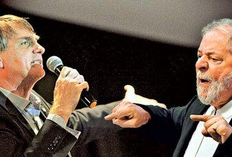 La imagen de Bolsonaro se hunde y Lula se acerca a la presidencia