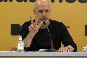 El tribunal le dio la razón a Larreta: continúan las clases presenciales