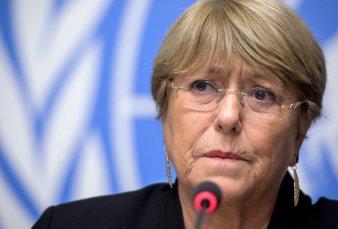 """Bachelet señaló en la ONU la """"preocupación crítica"""" por los derechos humanos en Formosa"""