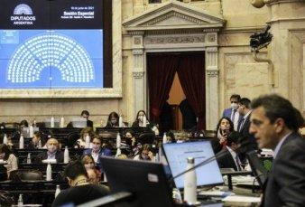 Diputados aprobó anoche proyecto sobre zonas frías y convirtió en ley Consenso Fiscal