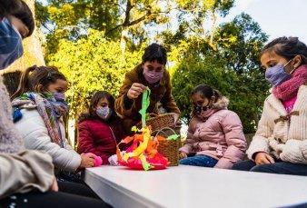 Los chicos y las familias colman los museos en las vacaciones