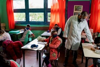 Vuelven las clases presenciales en otros 15 municipios de la provincia de Buenos Aires