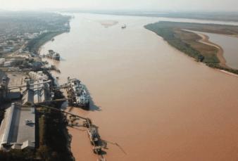 Sigue la crisis en el Río Paraná y recién recuperaría caudal en dos meses